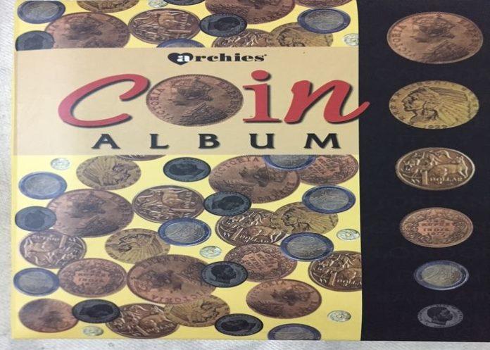 coin collection hobby