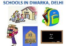 LIST OF SCHOOLS IN DWARKA