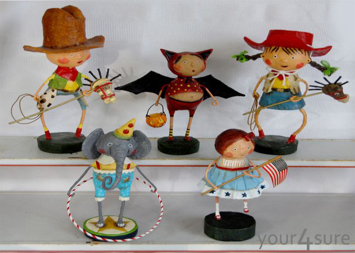 doll figurines collection