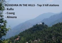 The Top 3 Hill Station in India