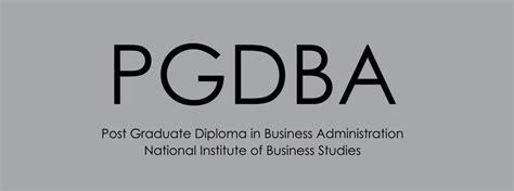 MBA PGDBA PROGRAMS