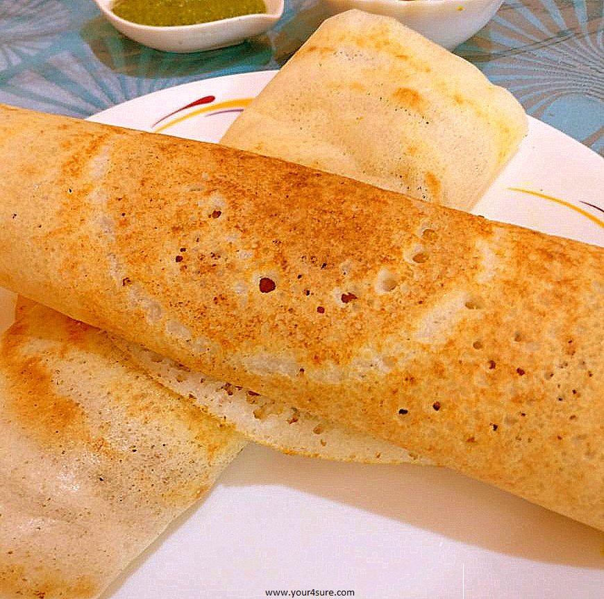 Bread Dosa