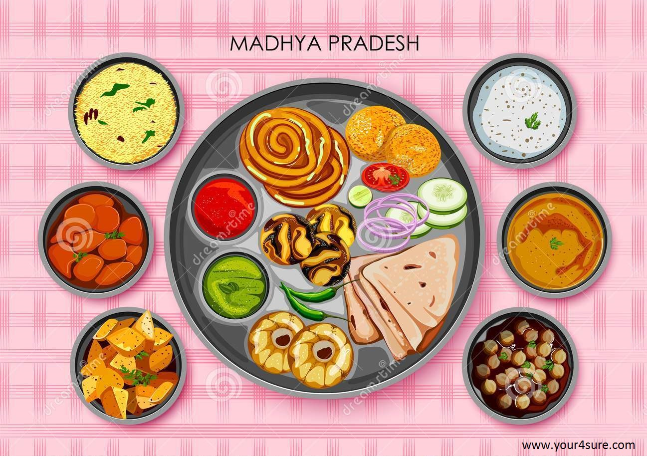 Madhya Pradesh Cuisine